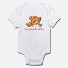 From Australia With Love Infant Bodysuit