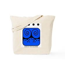 BLUE Sef-Existing NIGHT Tote Bag