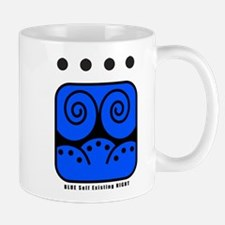 BLUE Sef-Existing NIGHT Mug