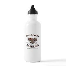 Trisomy Families Gifts Water Bottle