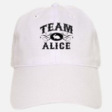 Team Alice Baseball Baseball Cap