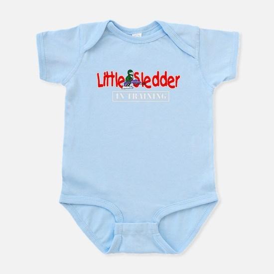 Little Sledder in Training Body Suit