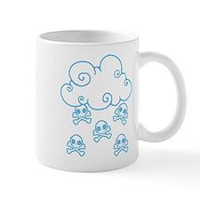 Cute Skull Raincloud Mug