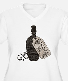 Drink Me Bottle Worn T-Shirt