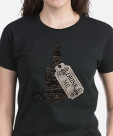 Drink Me Bottle Worn Tee