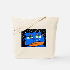 b a t m a n Tote Bag