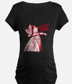 Red Queen Off With Her Head T-Shirt