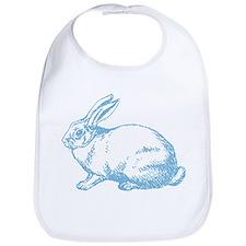 White Rabbit Bib