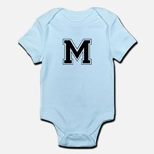 Collegiate Monogram M Body Suit