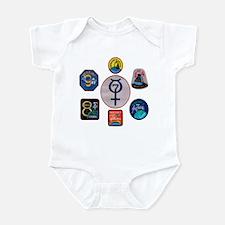 Mercury Commemorative Infant Bodysuit