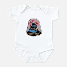 Liberty Bell 7 Gus Grissom Infant Bodysuit