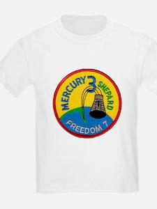 Freedom 7 Alan Shepherd T-Shirt