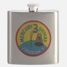 Freedom 7 Alan Shepherd Flask