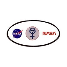 Project Mercury Program Logo Patches