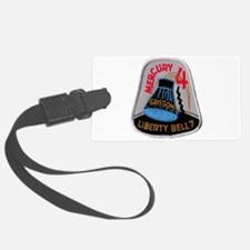Liberty Bell 7 Gus Grissom Luggage Tag