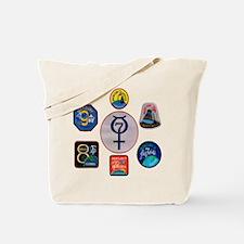 Mercury Commemorative Tote Bag