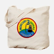Freedom 7 Alan Shepherd Tote Bag