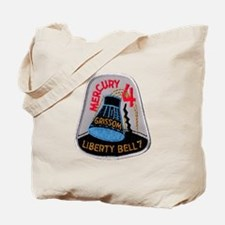 Liberty Bell 7 Gus Grissom Tote Bag