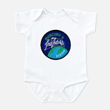 Friendship 7–John Glenn Infant Bodysuit