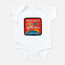 Aurora 7-Scott Carpenter Infant Bodysuit