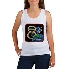 Sigma 7-Wally Schirra Women's Tank Top