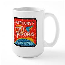 Aurora 7-Scott Carpenter Mug
