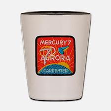 Aurora 7-Scott Carpenter Shot Glass