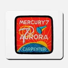 Aurora 7-Scott Carpenter Mousepad