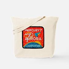 Aurora 7-Scott Carpenter Tote Bag