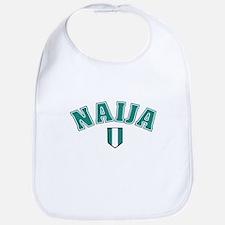 naija soccer shirt Bib