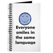 Everyone smiles in the same l Journal
