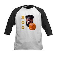Halloween Rottie Boo Tee