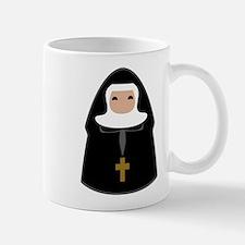 Cute Nun Mug