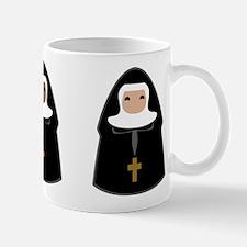 Cute Nuns Mug