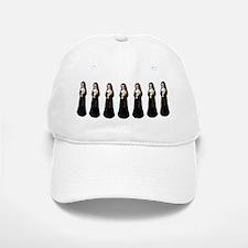 Row Of Nuns Baseball Baseball Cap