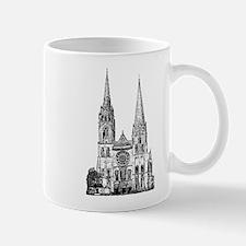 Chartres Cathedral Mug