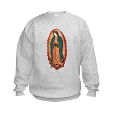 Virgin Of Guadalupe Sweatshirt