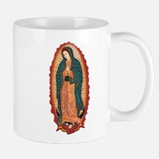 Virgin Of Guadalupe Small Small Mug