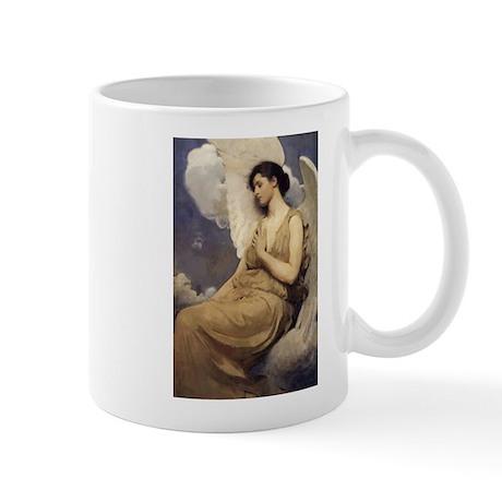 Winged Angel Vintage Mug