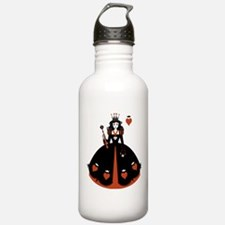 Queen Of Hearts Water Bottle