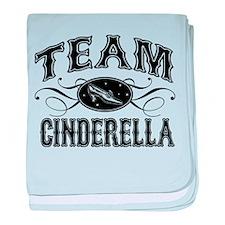 Team Cinderella baby blanket