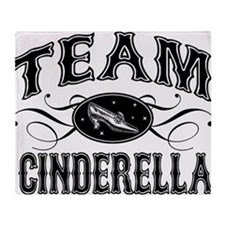 Team Cinderella Throw Blanket