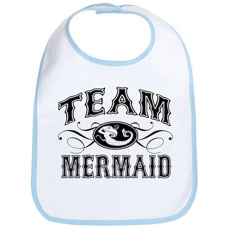 Team Mermaid Bib