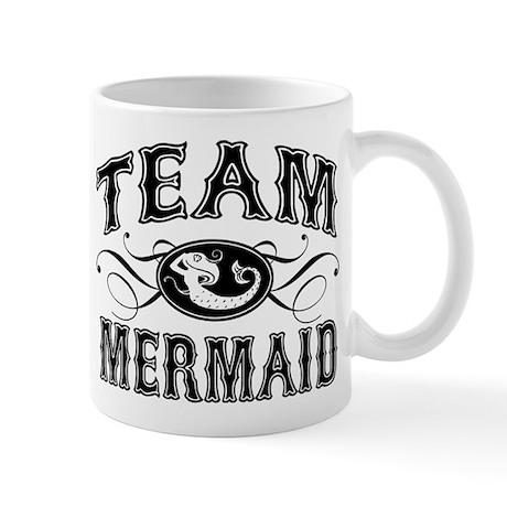 Team Mermaid Mug
