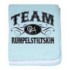 Team Rumpelstiltskin baby blanket
