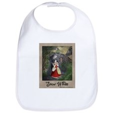 Snow White Bib
