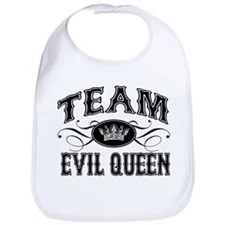 Team Evil Queen Bib