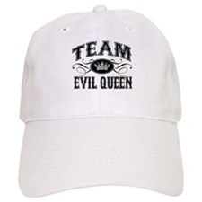 Team Evil Queen Baseball Cap