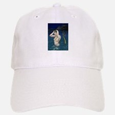 Mermaid In the Water Baseball Baseball Cap