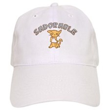 Sadorable Kitten Baseball Cap